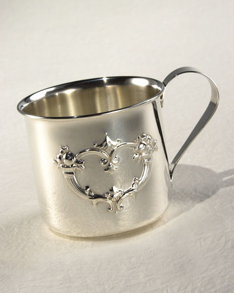 Sterling Silver Francis 1 Baby Cup