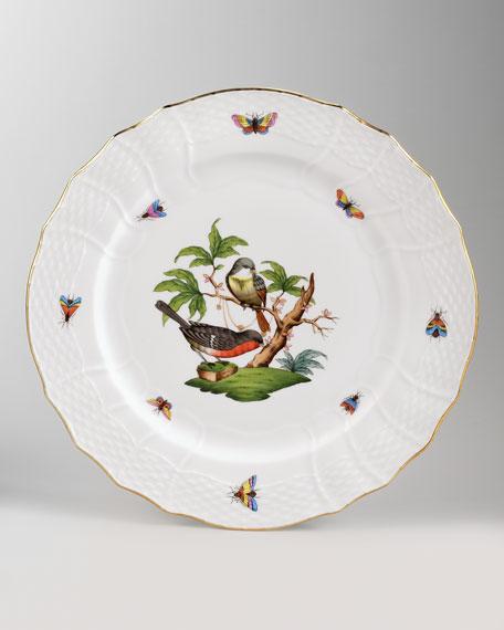 Rothschild Bird Service Plate #2