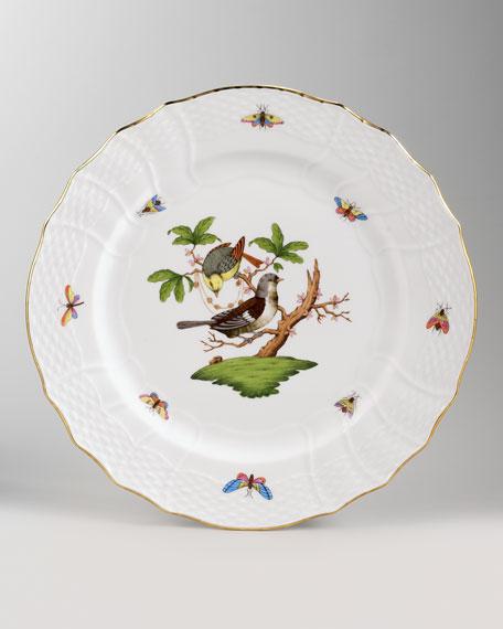 Rothschild Bird Service Plate