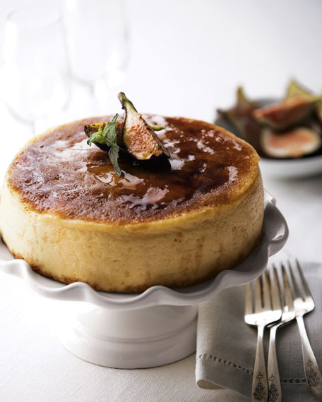 Annie Pie's Bakery Creme Brulee Cheesecake