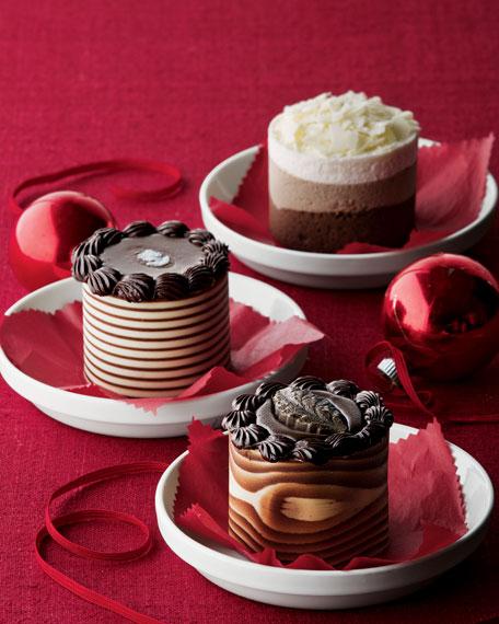 Mini Mousse Cakes