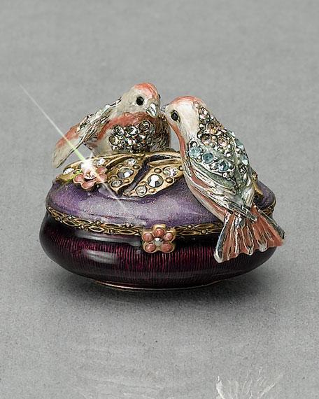 """Hetty"" Lovebirds Box"