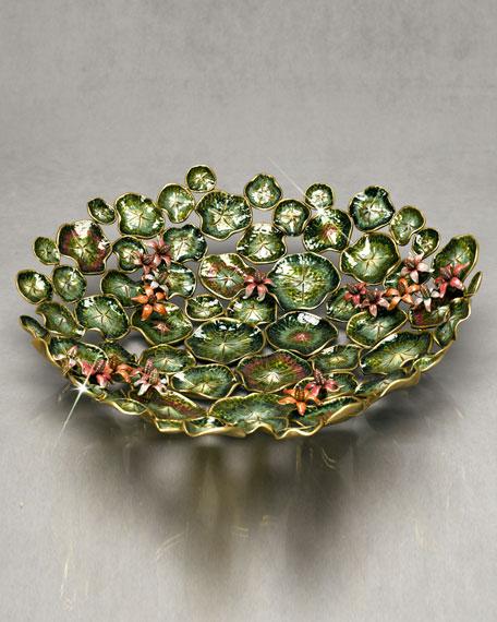 Nasturtium Bowl