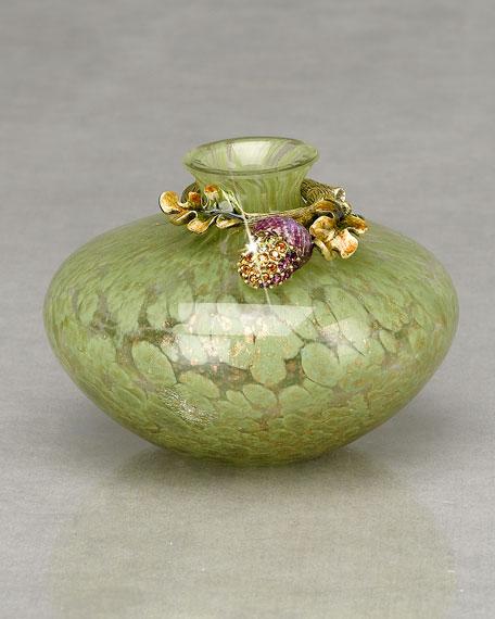 Mini Bud Vase, Acorn