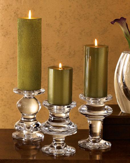 Three-Piece Candleholder