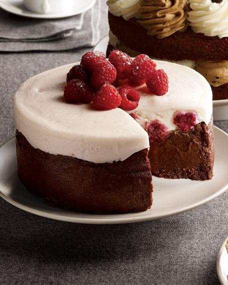 Grand Marnier Truffle Cake