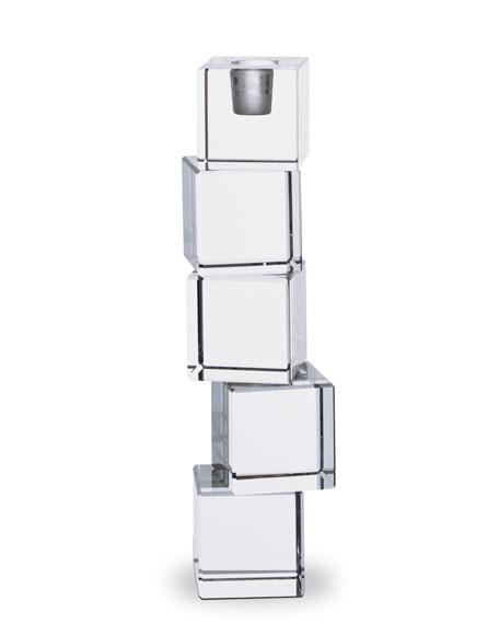 Candleholder, Five Cubes