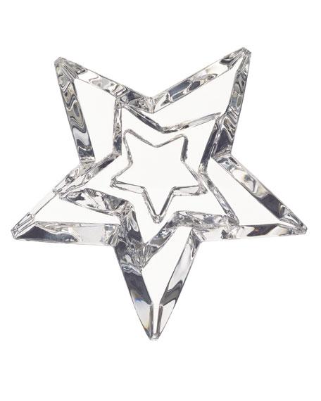 Three Stars Paperweight