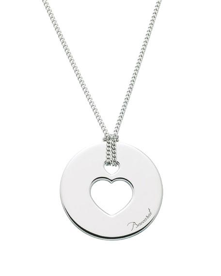 Heart Medallion Pendant