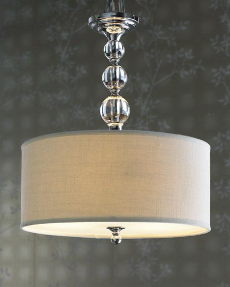 Glass Ball 3-Light Pendant