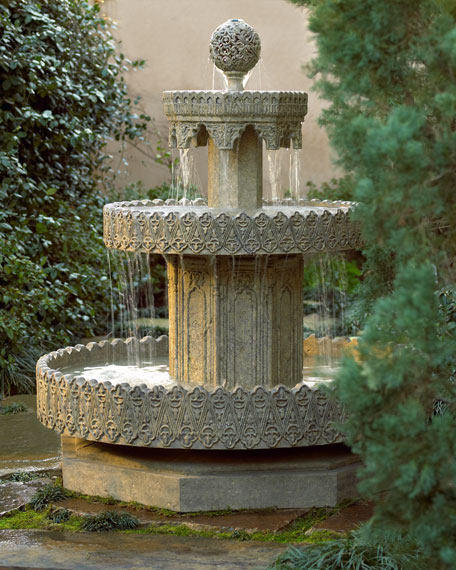 Lace Fountain
