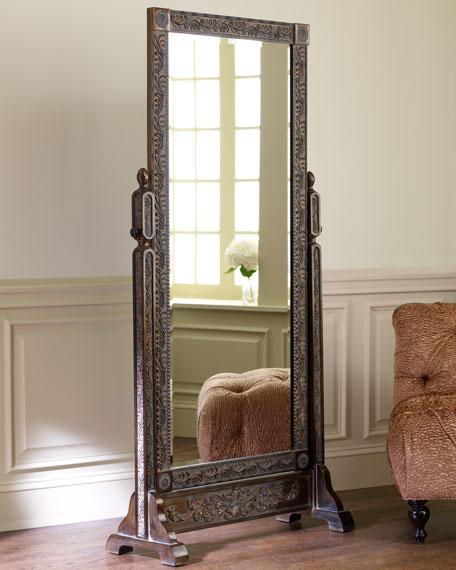 """Piper"" Floor Mirror"