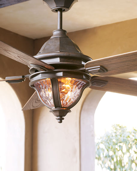 """Monticello"" Outdoor Fan"
