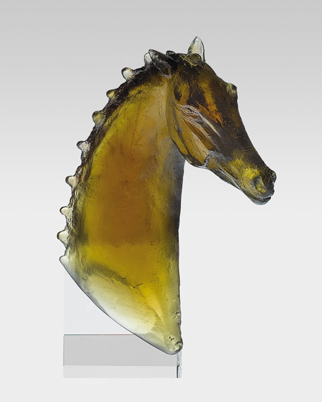 """Baladine"" Horse Figure"