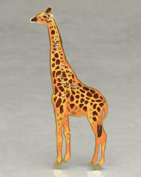 """""""Shiloh"""" Giraffe Bookmark"""