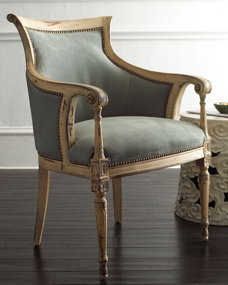 Slate Gray Chair