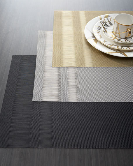 """Tuxedo"" Placemats"