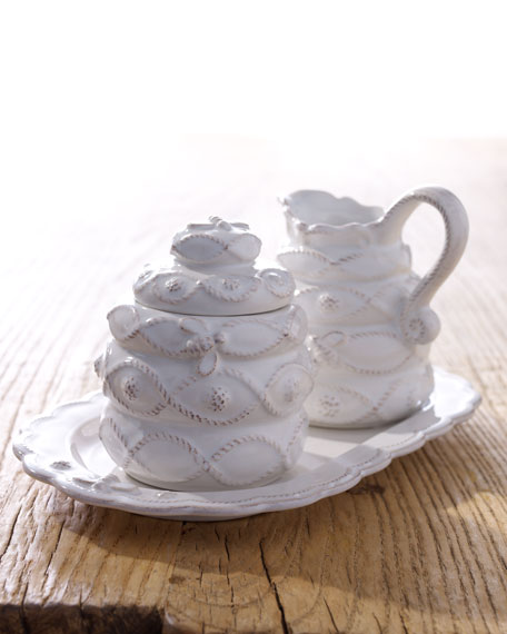 Beehive Sugar & Creamer Set