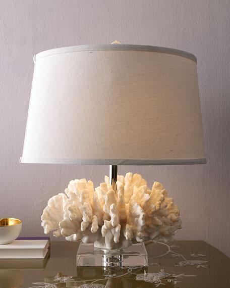 """Coral Reef"" Lamp"