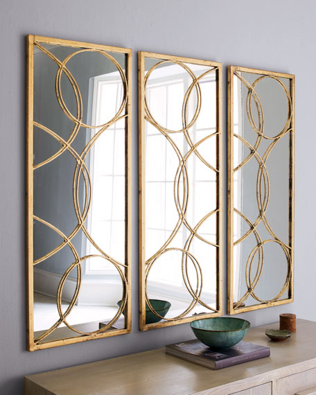 """Nikita"" Mirror, Each"