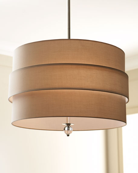 Regina-Andrew Design Orbit Shade 3-Light Pendant