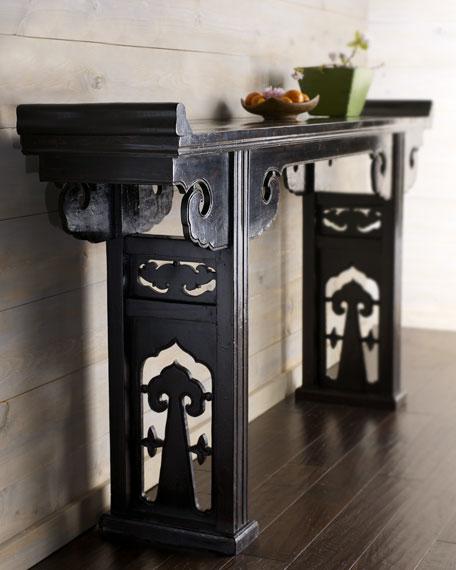 Antique Altar Table