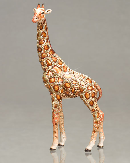 """Palidore"" Giraffe Figurine"