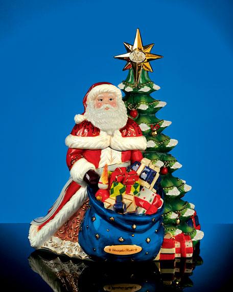 25th Anniversary Christmas Cookie Jar