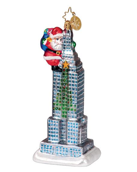 """""""I'll Take Manhattan"""" Christmas Ornament"""