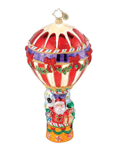 """""""Skyward Bound"""" Christmas Ornament"""