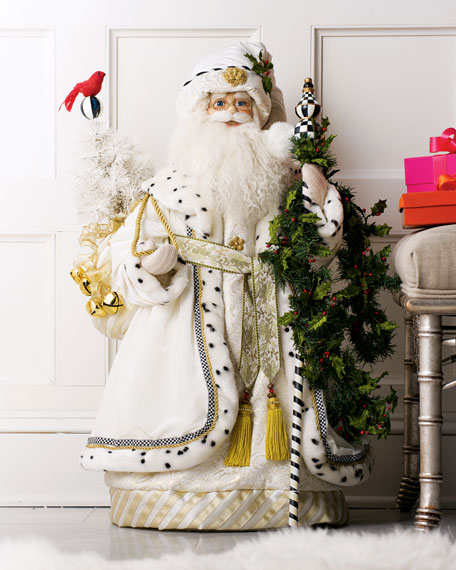 """Snow Fall"" Father Christmas"