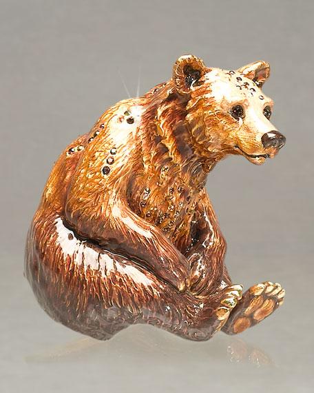 """Bart"" Bear Figurine"