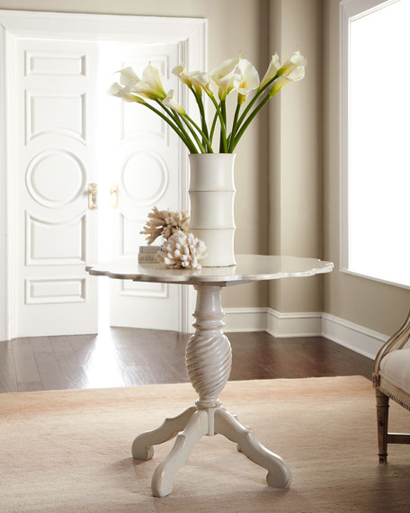 """Petunia"" Entry Table"