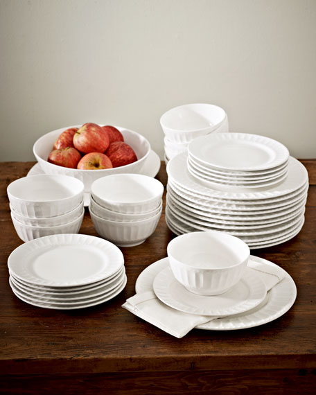 38-Piece Buffet Dinnerware Service