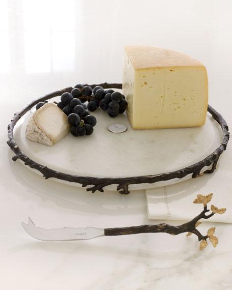 """""""Mullbrae"""" Cheese Board & Knife"""
