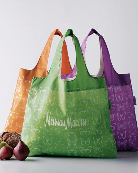 Three Neiman Marcus Shopping Bags