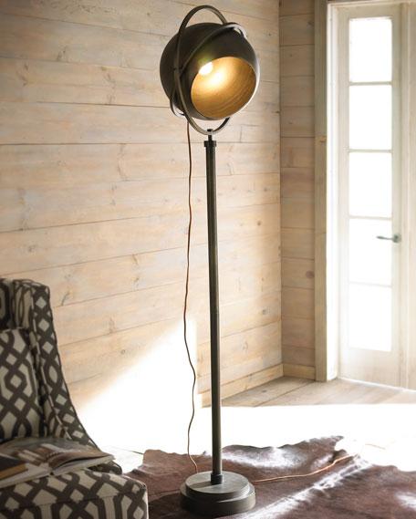 """""""Spotlight"""" Floor Lamp"""