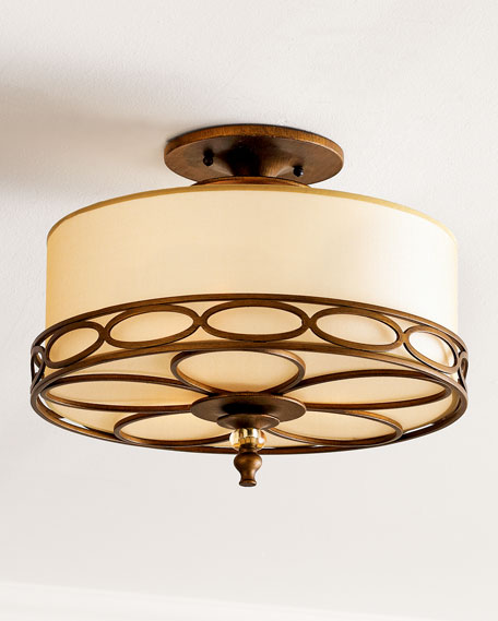 """Eclipse"" Ceiling Fixture"