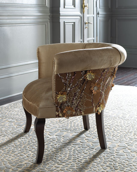 Portuguese Lace Chair
