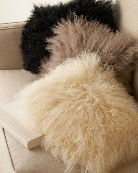 Mongolian Pillow