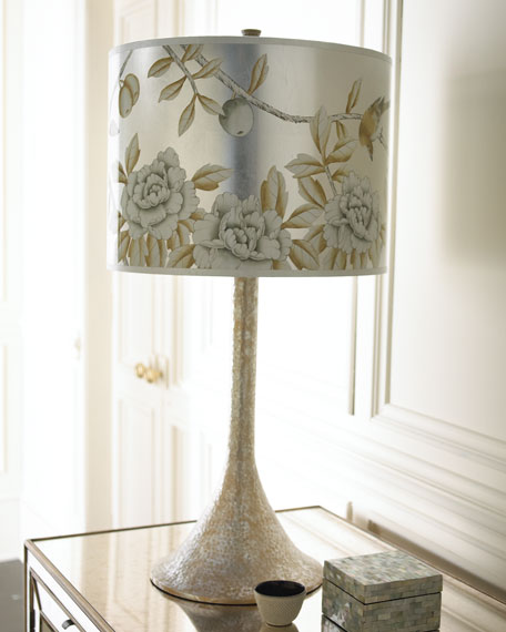 Hammered Table Lamp