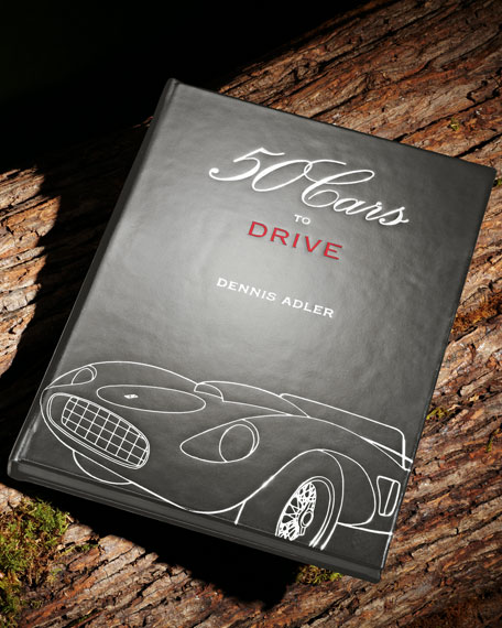 50 Cars To Drive Book