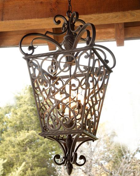 """""""Tuscany"""" Lantern"""