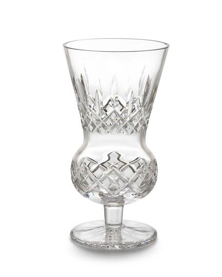 """Lismore Thistle"" Vase"