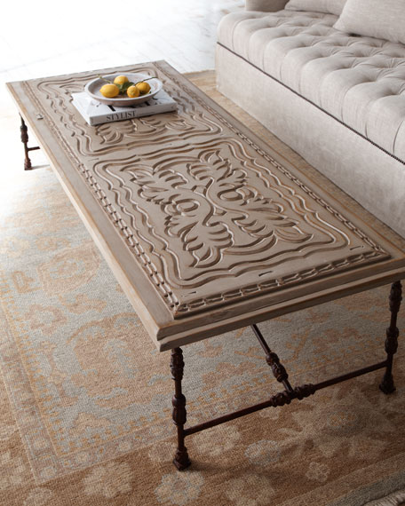 """Alsono"" Coffee Table"