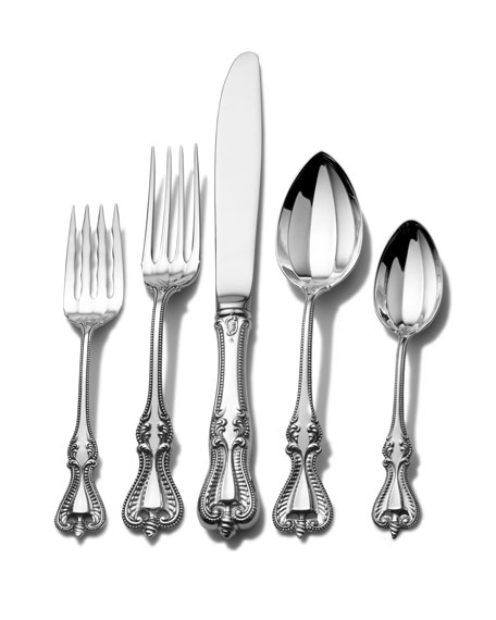 """""""Old Colonial"""" Sterling Silver Flatware, 46-Piece Service"""