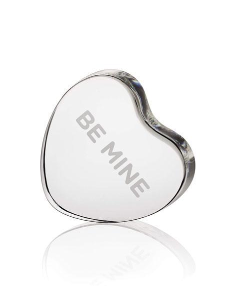 """Be Mine"" Sculpture"