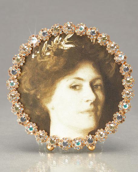 "Leonora Frame, 4"" Round"