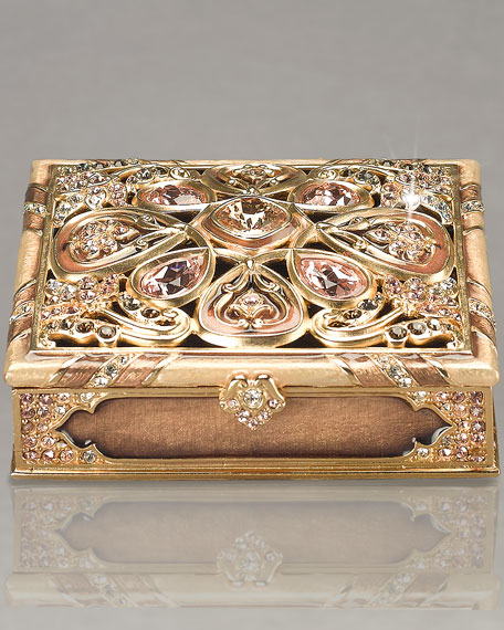 """Alexander"" Arabesque Box"