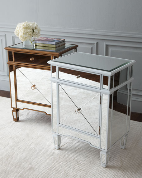 """Mirage"" Side Table/Chest"
